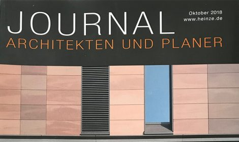 "Journal ""Architekten und Planer"""